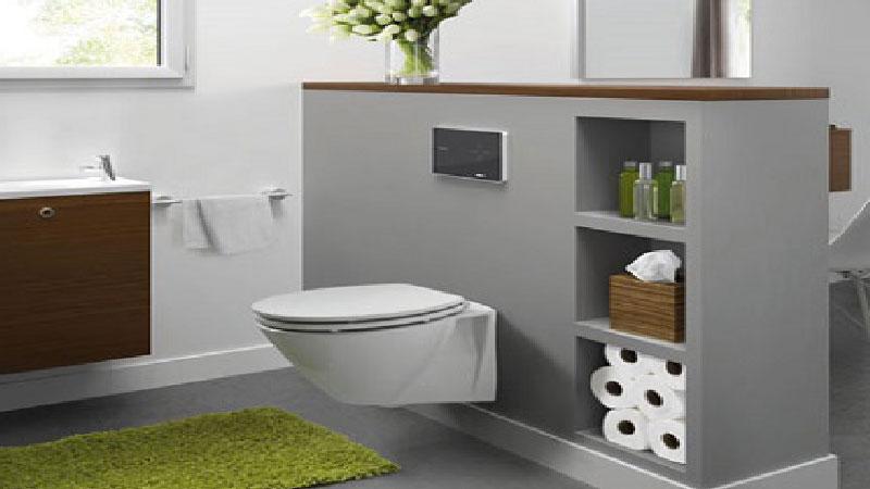 Stunning Cacher Wc Dans Salle De Bain Ideas Design Trends - Comment cacher un wc dans une salle de bain