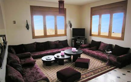 D coration appartement marocain for Decoration maison au maroc