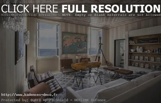 photo décoration appartement mer