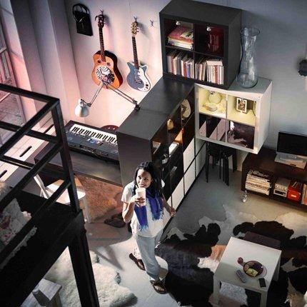 D coration appartement rock exemples d 39 am nagements for Deco appartement rock