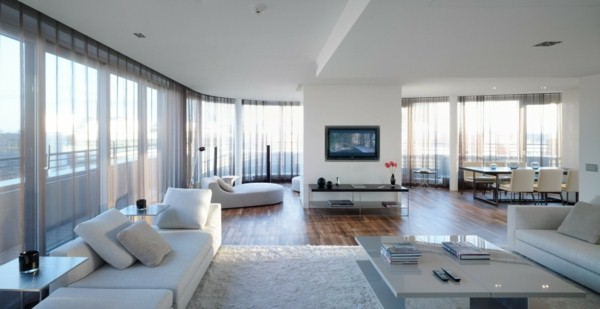 D coration appartement standing exemples d 39 am nagements - Appartement de standing burgos design ...