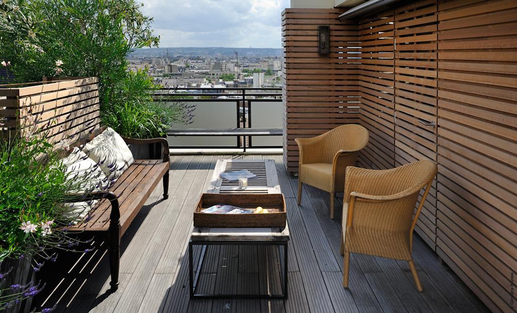 d coration appartement ville exemples d 39 am nagements. Black Bedroom Furniture Sets. Home Design Ideas