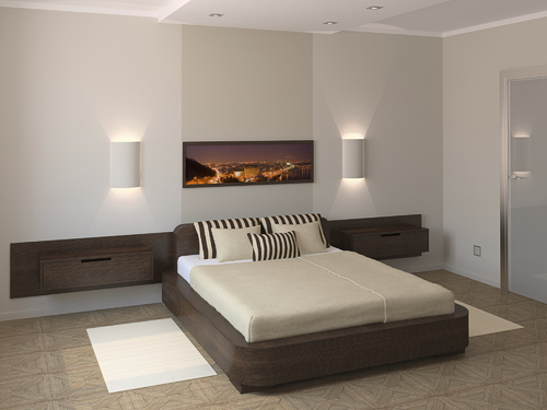 D coration chambre adulte zen exemples d 39 am nagements Exemple de decoration de chambre
