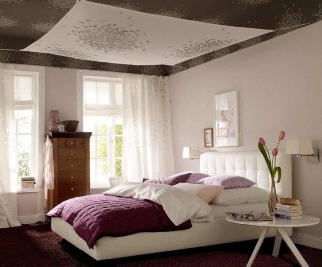 D coration chambre adulte zen exemples d 39 am nagements for Exemple de decoration de chambre adulte