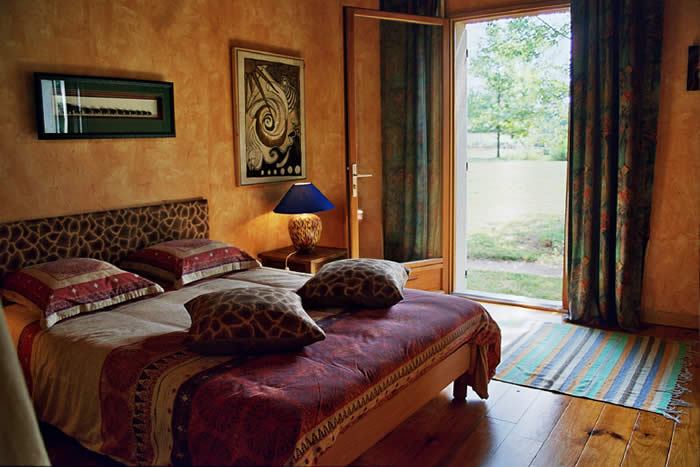 Decoration Africaine Chambre Adulte : Décoration chambre ambiance africaine exemples d