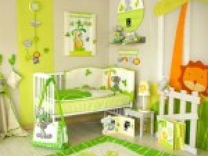 Décoration chambre bebe theme jardin - Exemples d\'aménagements