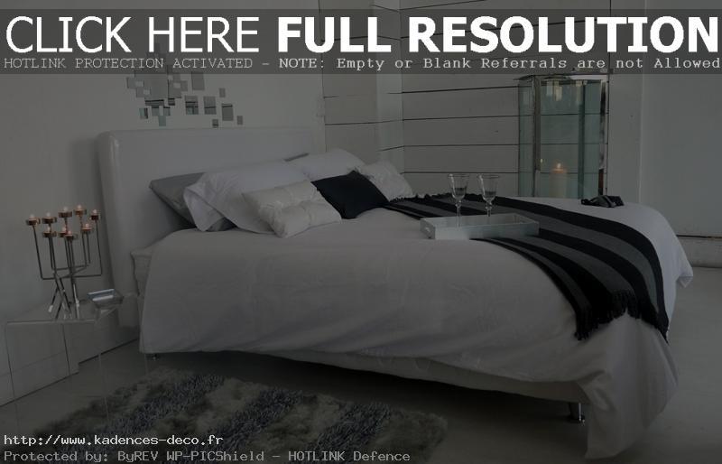 Décoration chambre contemporaine - Exemples d\'aménagements