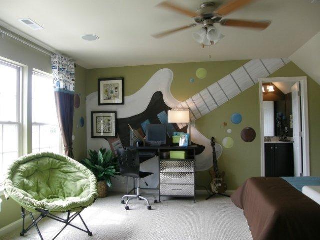 decoration chambre ado garcon dcoration chambre dado garcon exemples damnagements - Decoration Chambre Ado Garcon