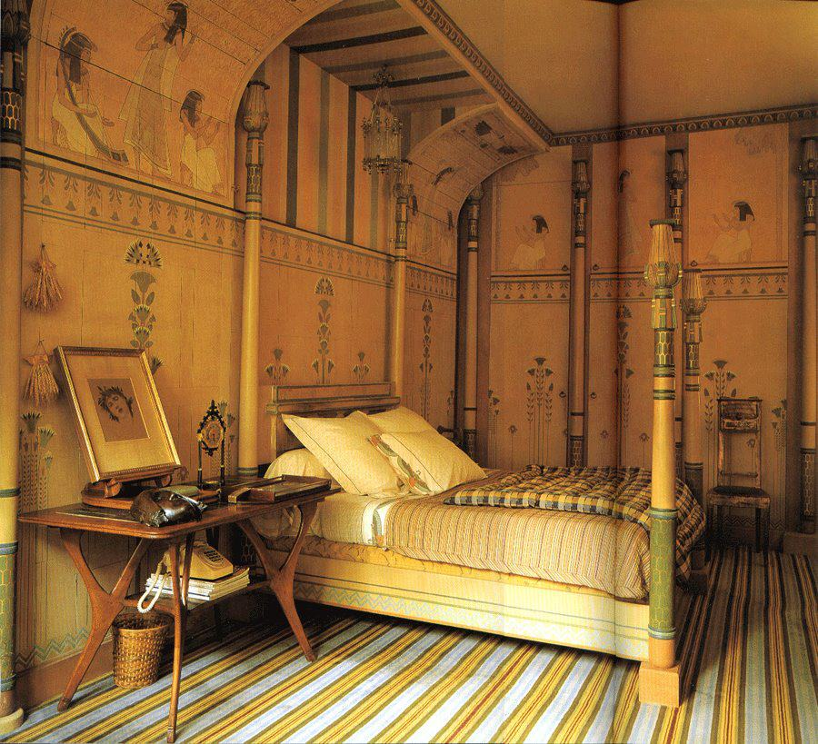 Furniture Interior Design Egypt ~ Décoration chambre egyptienne exemples d aménagements