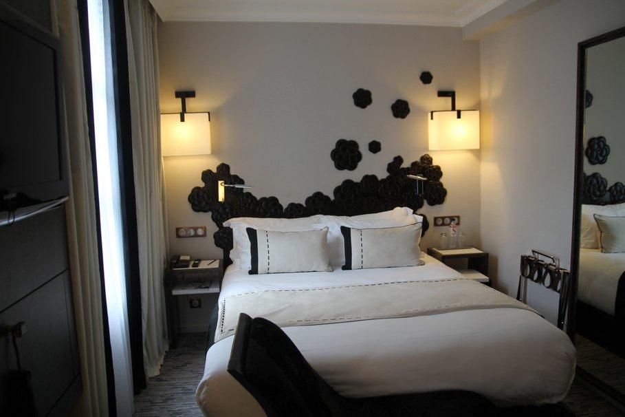 D coration chambre en beige exemples d 39 am nagements for Idees de decoration pour chambre a coucher