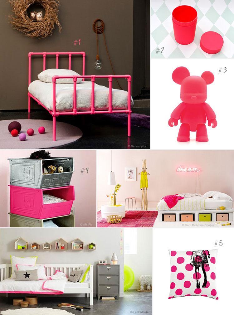 Chambre Jaune Fluo ~ Idées Créatives de Conception De Maison et Meubles