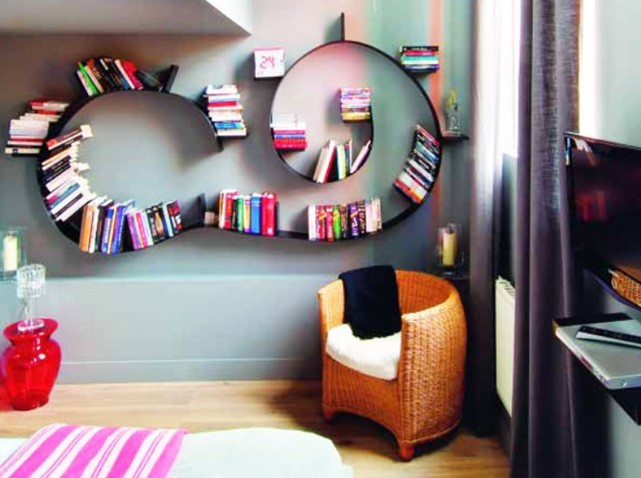 d co chambre multicolore. Black Bedroom Furniture Sets. Home Design Ideas