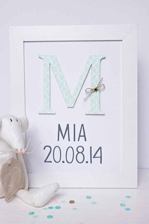 Exemple décoration chambre naissance