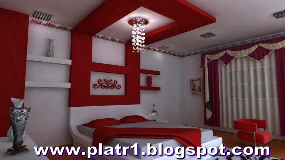 D coration chambre en placoplatre for Decoration maison interieur algerie
