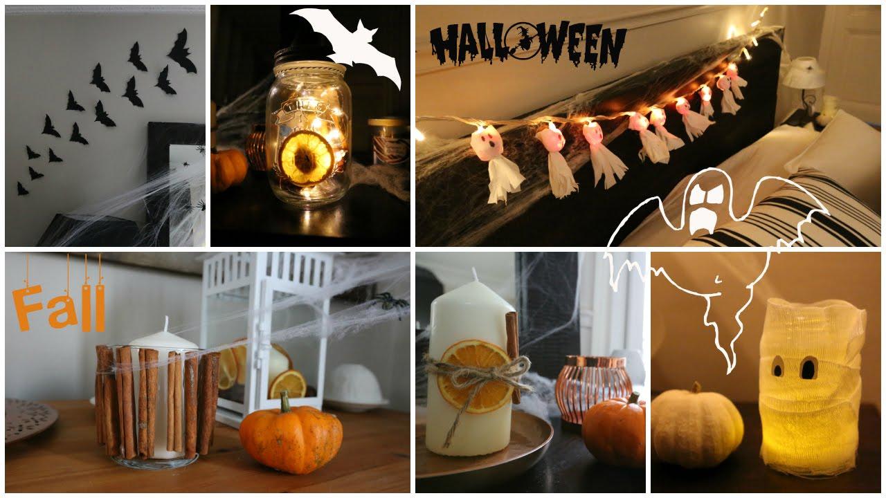 D coration chambre pour halloween exemples d 39 am nagements - Decoration pour chambre ...