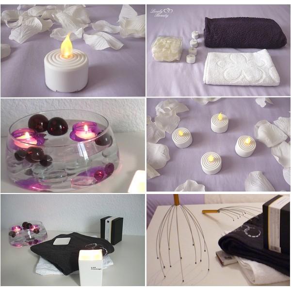 D coration chambre pour soiree romantique - Comment bien decorer sa chambre ...