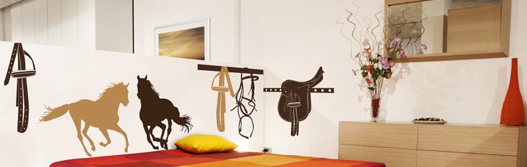 Chambre Deco Equitation : Décoration chambre theme equitation exemples d aménagements