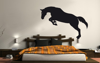 D coration chambre theme equitation exemples d 39 am nagements - Decoration porte de chambre ...