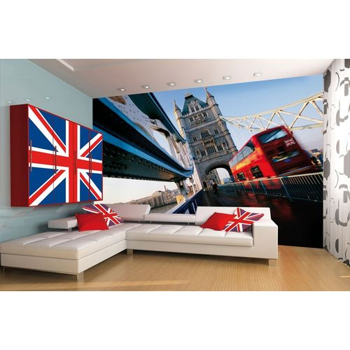 D coration chambre theme londres exemples d 39 am nagements for Decoration angleterre pour chambre