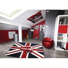 Deco Chambre Theme London