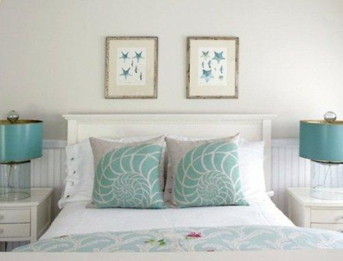 d coration chambre theme mer exemples d 39 am nagements. Black Bedroom Furniture Sets. Home Design Ideas