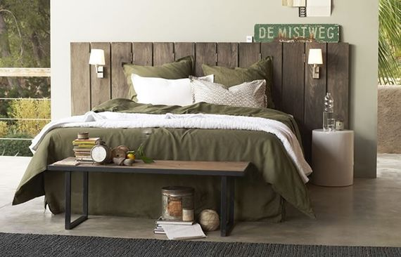D coration chambre theme nature exemples d 39 am nagements for Decoration chambre en bois