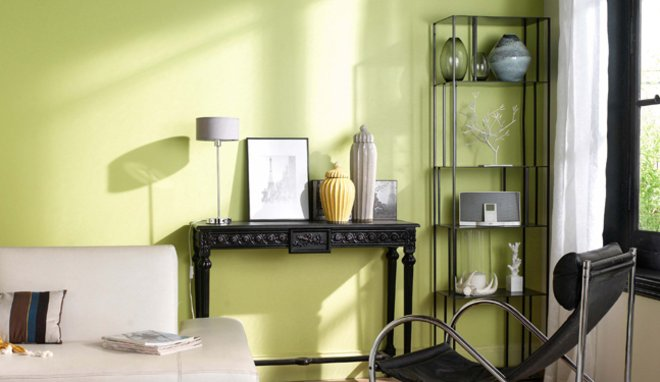 Deco Chambre Vert. Simple Chambre Bebe Taupe Et Vert Anis Amazing ...