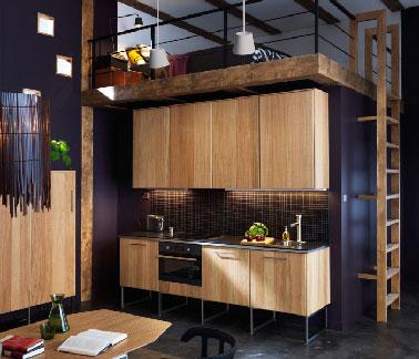 decoration cuisine 9m2