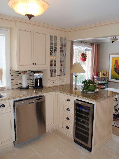 Refaire les armoires de cuisine les for Decoration porte armoire cuisine