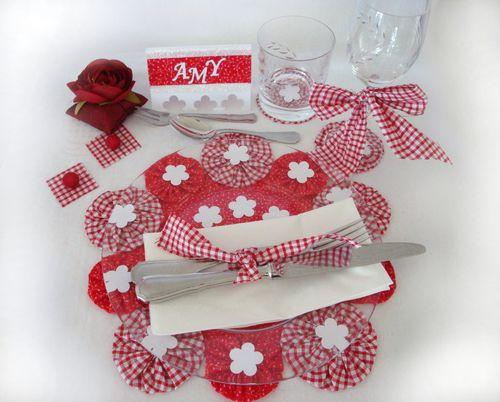 D coration cuisine en tissu for Decoration de cuisine en aluminium