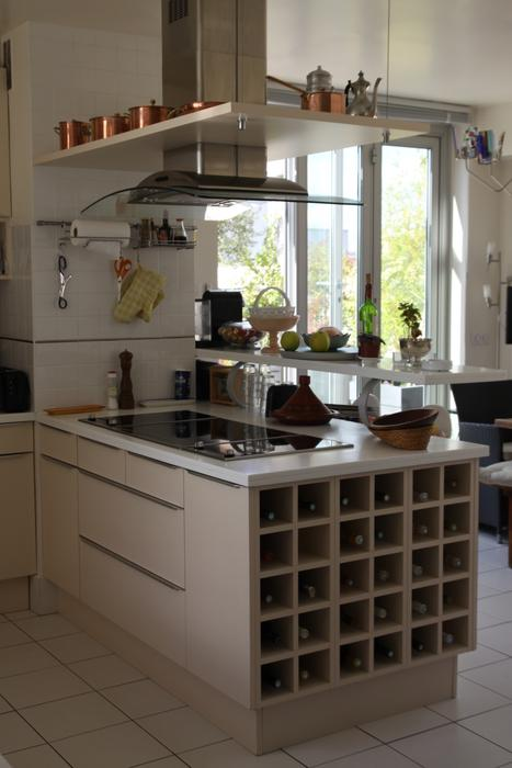 D coration cuisine d 39 appartement exemples d 39 am nagements - Idee de deco cuisine ...