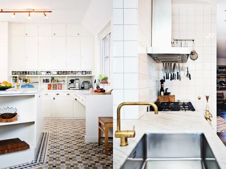 d coration cuisine elle exemples d 39 am nagements. Black Bedroom Furniture Sets. Home Design Ideas