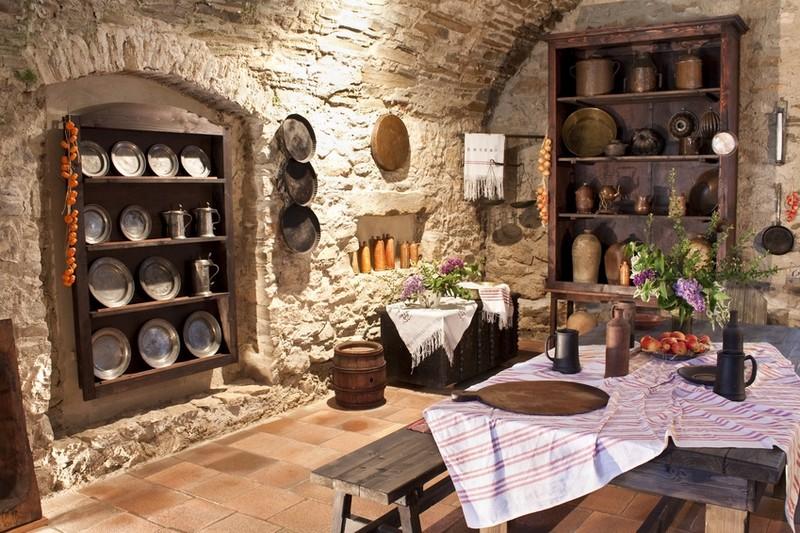 D coration cuisine fermette exemples d 39 am nagements - Cuisine style fermette ...