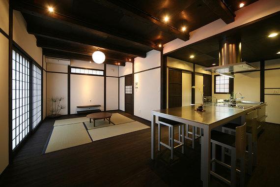 d coration cuisine japonaise exemples d 39 am nagements On deco cuisine japonaise
