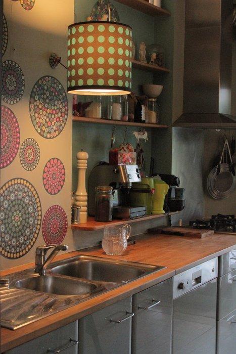 D co cuisine vaisselle for Deco cuisine traditionnelle