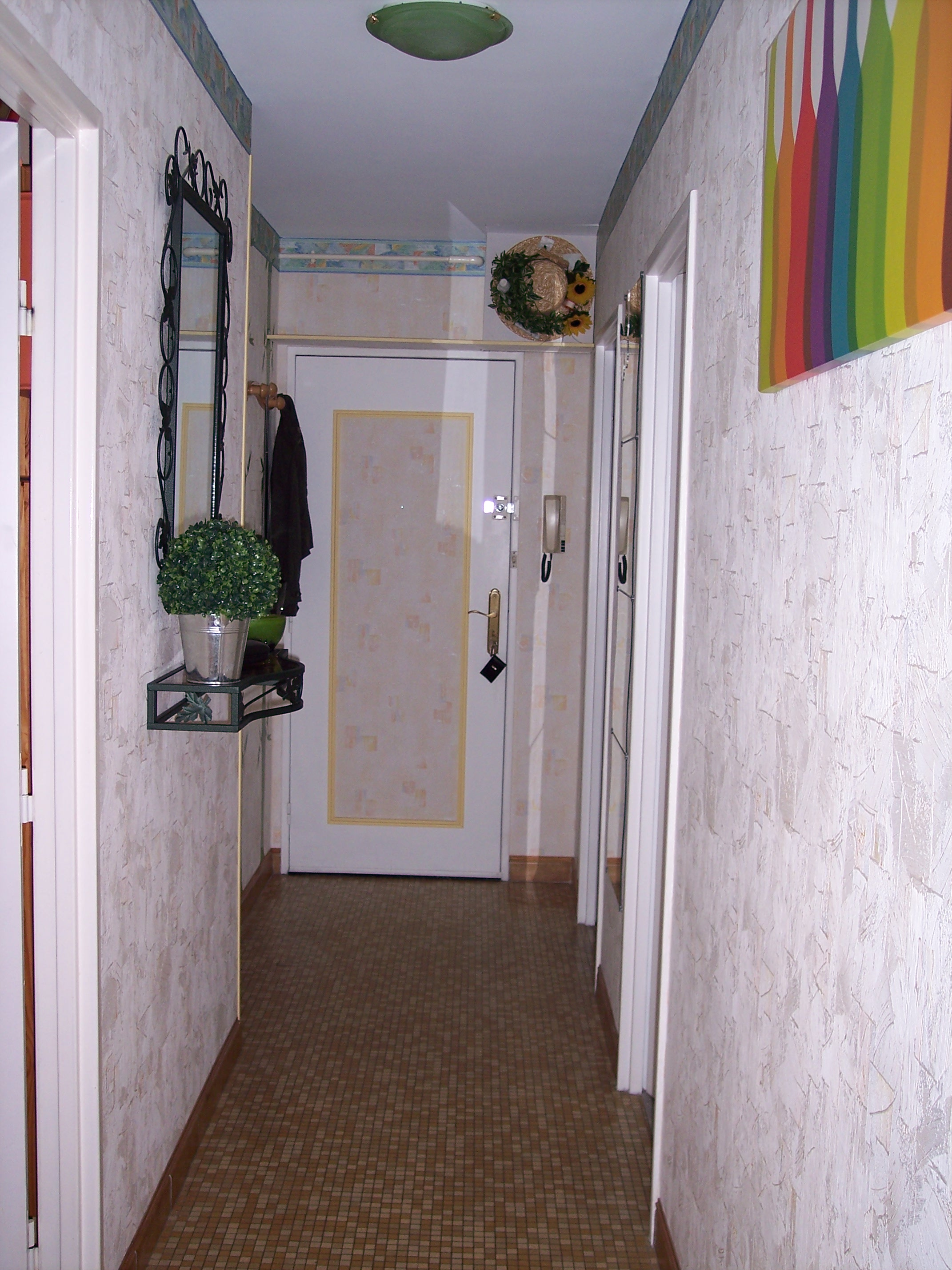 Decoration couloir for Decoration entree et couloir