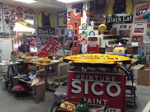 D co garage retro - Deco garage vintage ...