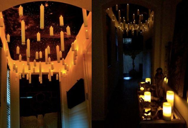 D coration halloween maison exemples d 39 am nagements for La maison home accessories