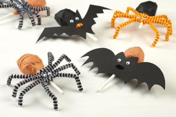 D coration halloween maison facile exemples d 39 am nagements - Deco facile halloween ...