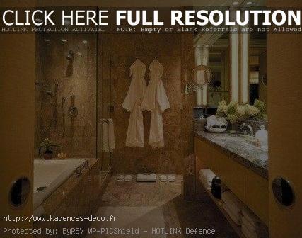 Décoration hammam salle de bain