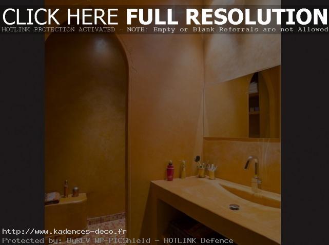 Décoration hammam salle de bain - Exemples d\'aménagements
