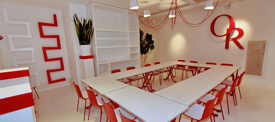 D coration interieur ecole exemples d 39 am nagements for Photo decoration interieur