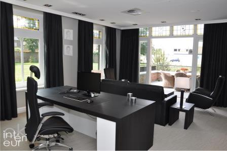d coration interieur pour bureau exemples d 39 am nagements. Black Bedroom Furniture Sets. Home Design Ideas
