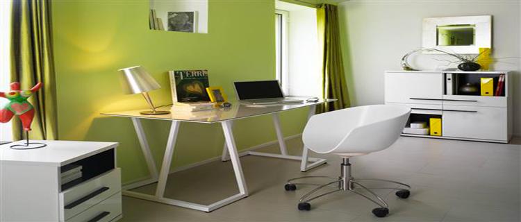 d coration interieur pour bureau. Black Bedroom Furniture Sets. Home Design Ideas