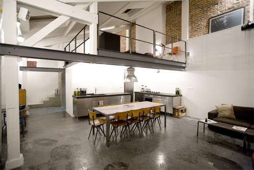 D coration interieur pour loft exemples d 39 am nagements - Decoration interieur industriel ...