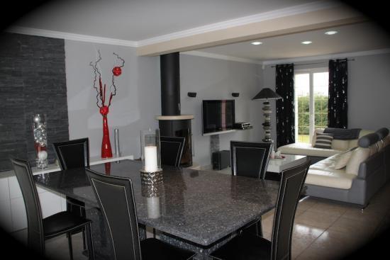 D coration interieur salle a manger salon exemples d for Decoration interieur salle a manger