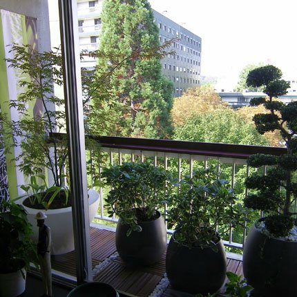 D coration japonaise balcon exemples d 39 am nagements for Decoration balcon