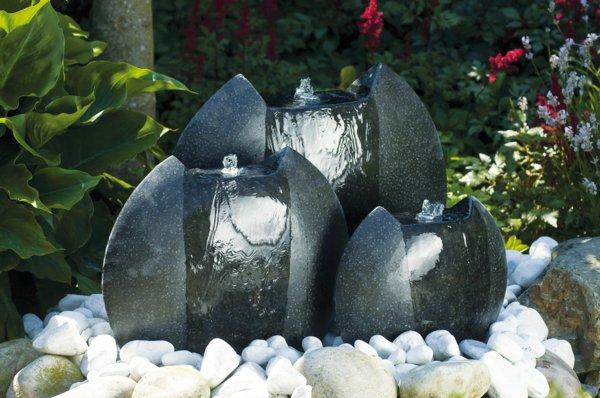 D coration jardin avec fontaine exemples d 39 am nagements for Decoration jardin exterieur fontaine