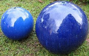 D coration jardin boule exemples d 39 am nagements for Salon de jardin boule