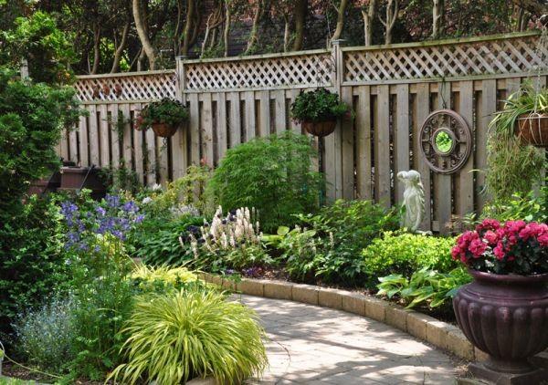 Décoration jardin cour - Exemples daménagements